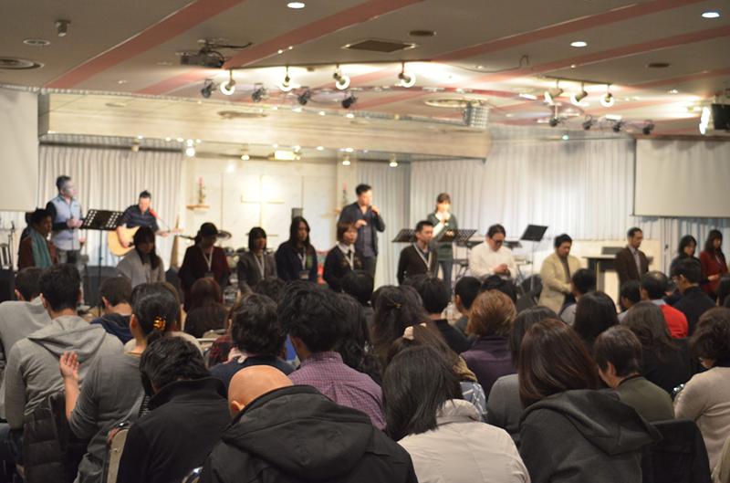 Japan for JESUS北海道特會