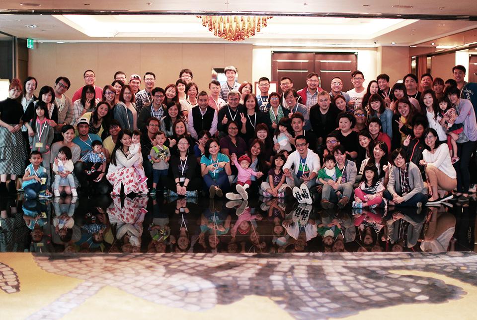Asia for JESUS牧者退修會